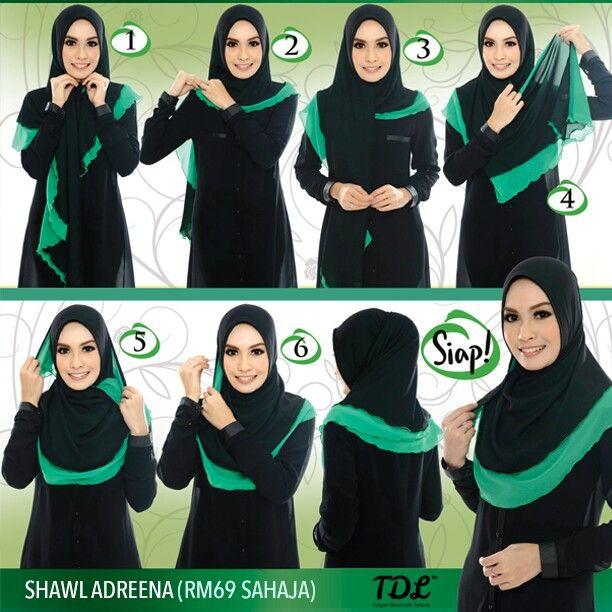 Hijabi. Hijab tutorial. Islam. Muslim woman. Beautiful. Ladies fashion styles. Love