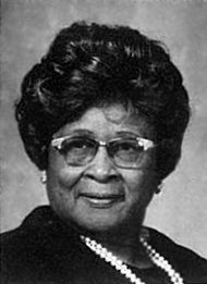 Mrs.  Vernice Scales was an English teacher  at Palestine High School. She is a native of Palestine and graduated as valedictorian of her class from Lincoln High School.  She graduated Magna Cum Laude from Wiley College in Marshall, Texas with a Bachelor of Arts degree. Mrs. Scales' teaching career spanned 47 years.