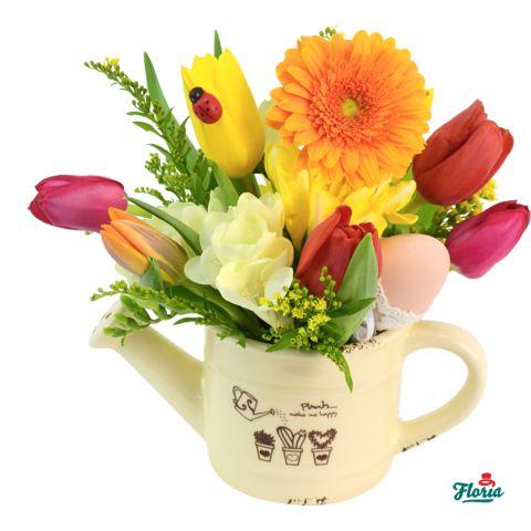 Flori pline de dragoste
