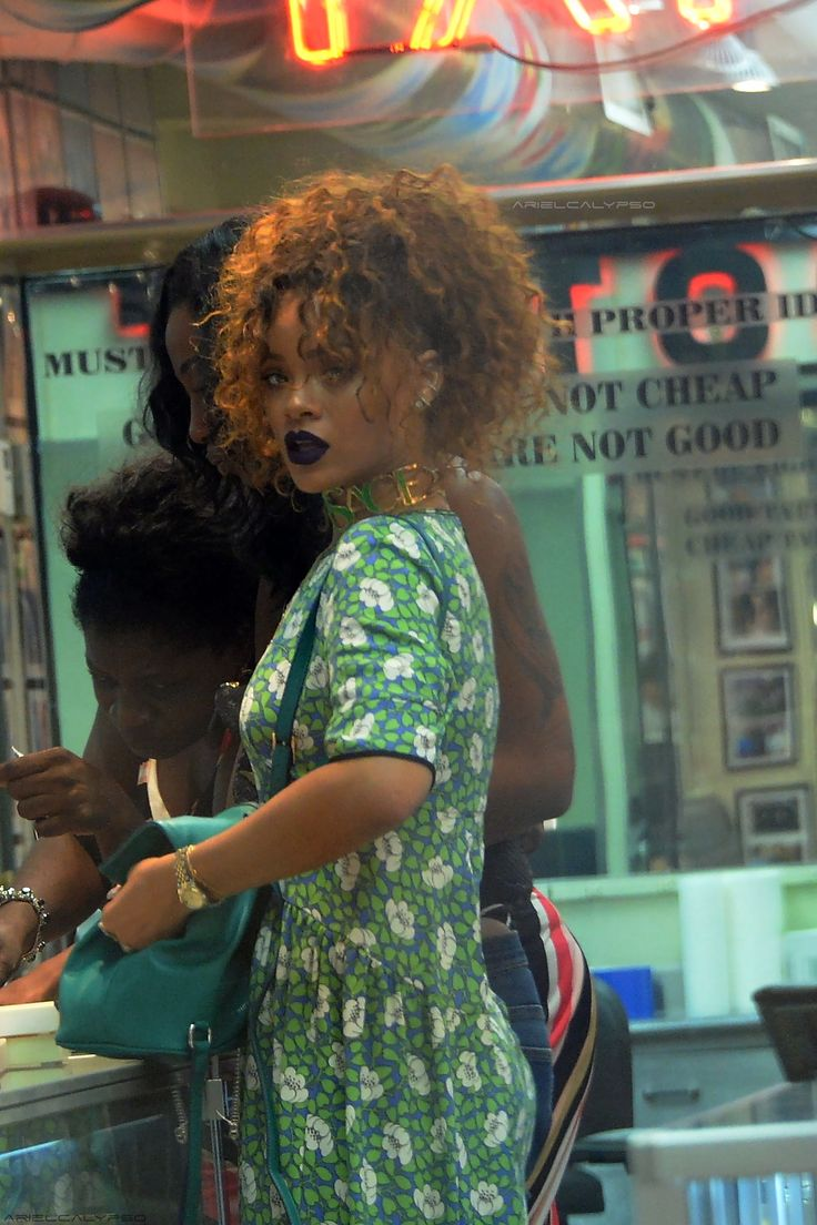 Rihanna out and about in new york 13th july 2015