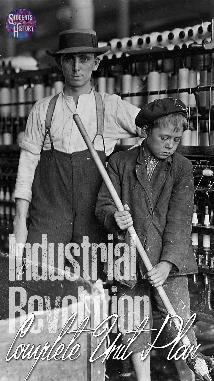 the history of the industrial revolution Individuals of great talent going into business and creating thousands of manufacturing jobs that made cleveland the center of the industrial revolution.