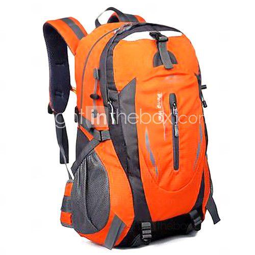 40 L Altro Campeggio e hiking All'aperto Multifunzione altro Nylon / Oxford / Terylene - USD $18.99