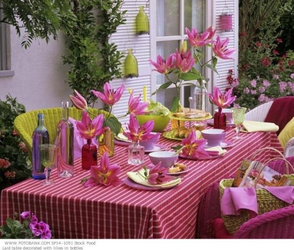 Girly Garden Room