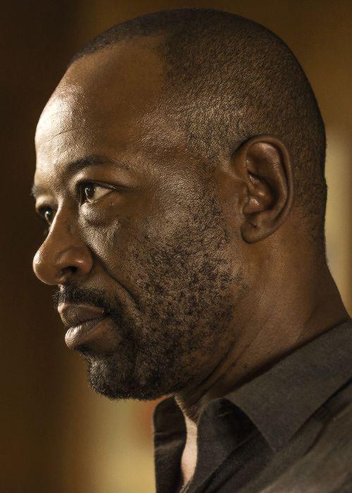 Morgan Jones in The Walking Dead Season 7 Episode 8 | Hearts Still Beating