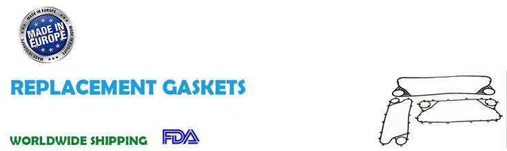 replacement plate heat exchanger gaskets. rubber gaskets. Alfa Laval, APV, Fischer, GEA Ecoflex, Mueller, Tranter, Chester Jensen, SWEP, API Schmidt Bretten, Sondex, Pierre Guerin