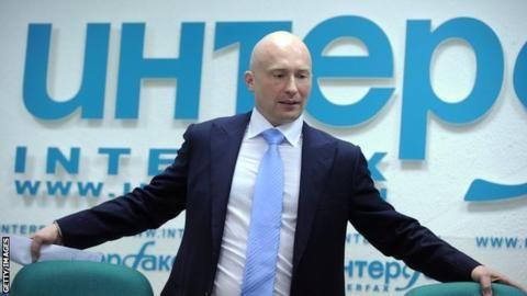 Russian politician Igor Lebedev proposes legalising football hooliganism - BBC Sport