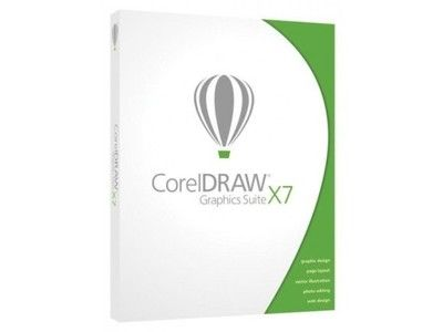 COREL DRAW CORELDRAW GRAPHICS SUITE X7 PL PROMOCJA