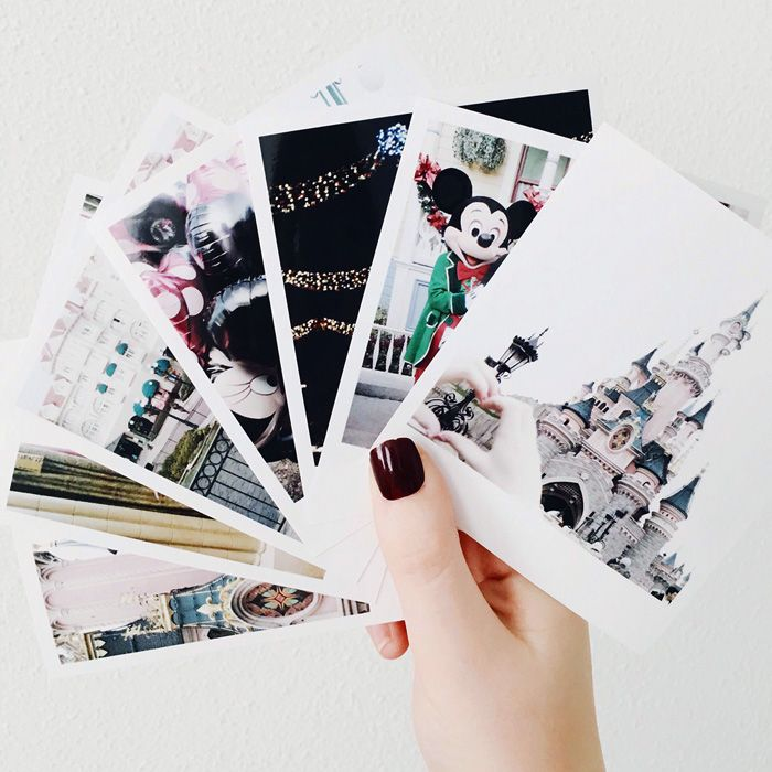 My Disneyland Paris trip in polaroids | Denise Joanne | Fashion & Disney Blog