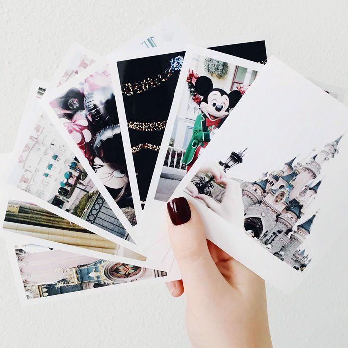 My Disneyland Paris trip in polaroids | Denise Joanne | Fashion & Disney Blog