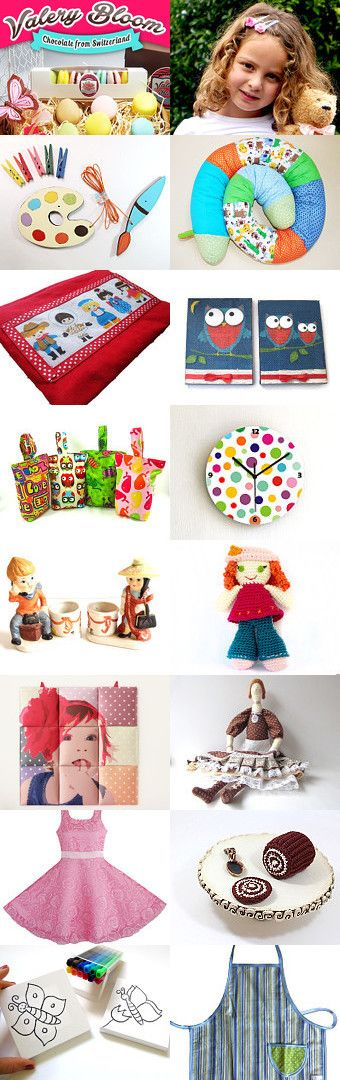 Party Time !  by Elinor Levin on Etsy--Pinned with TreasuryPin.com