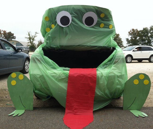 24 best Trunk or treat images on Pinterest Halloween prop - halloween trunk or treat ideas