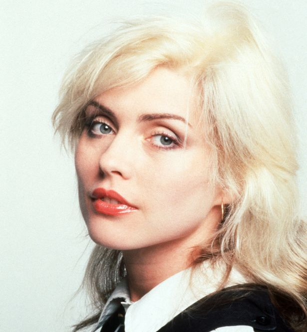 Blondie's Debbie Harry turns 70 but still looks Atomic as she takes to the…