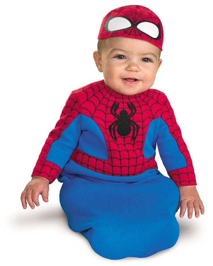 Spider-Man Bunting Infant Costume  sc 1 st  Pinterest & 25 best Spider-Man u0026 Spider-Girl Costumes images on Pinterest ...