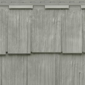 Georgia Pacific Vinyl Siding Cedar Spectrum 20 375 In X 57