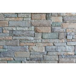 Kodiak Mountain Stone Kodiak Mountain Stone Manufactured Stone Veneer - Mountain Stack