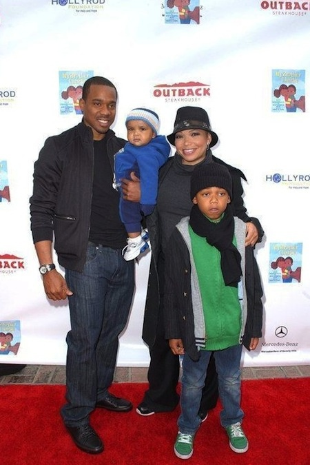 Tisha Campbell & Her Hubby Duane Martin Getting A Divorce? ~ Gossipwelove