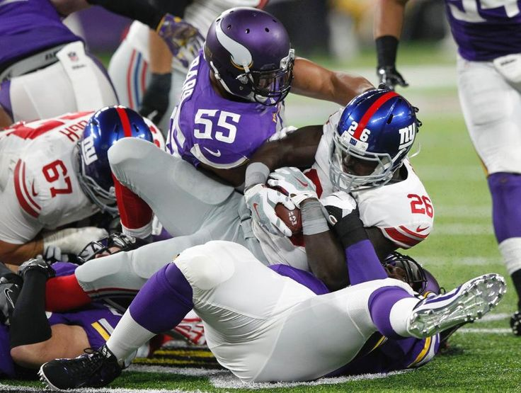 298c7c812 Vikings - Giants lose to the Vikings 24-10 giving the Vikings ...