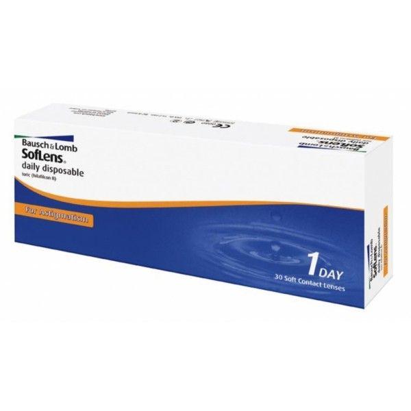 SOFLENS DAILY DISPOSABLE TORIC (30 STÜCK) KONTAKTLINSEN