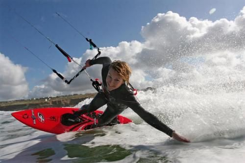 KITEBOARDING  Make sure to check out http://www.talic.com for the best kiteboarding storage rack