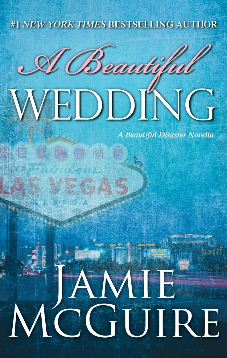 A Beautiful Wedding: A Beautiful Disaster Novella – Jamie McGuire.  I never want their story to end.