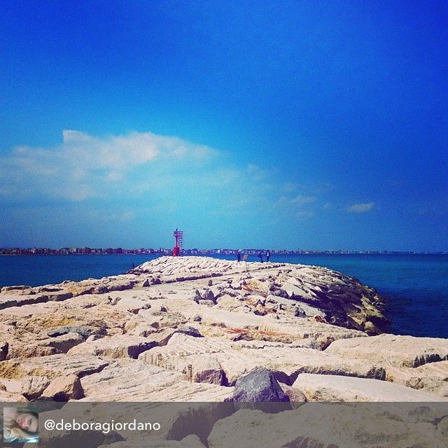 #myrimini #walkingaroundtown #riminiseaside #regram di @deboragiordano