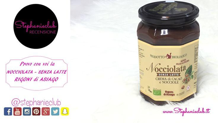 Recensione Nocciolata senza latte Rigoni di Asiago - BIO - VEG | stephan...