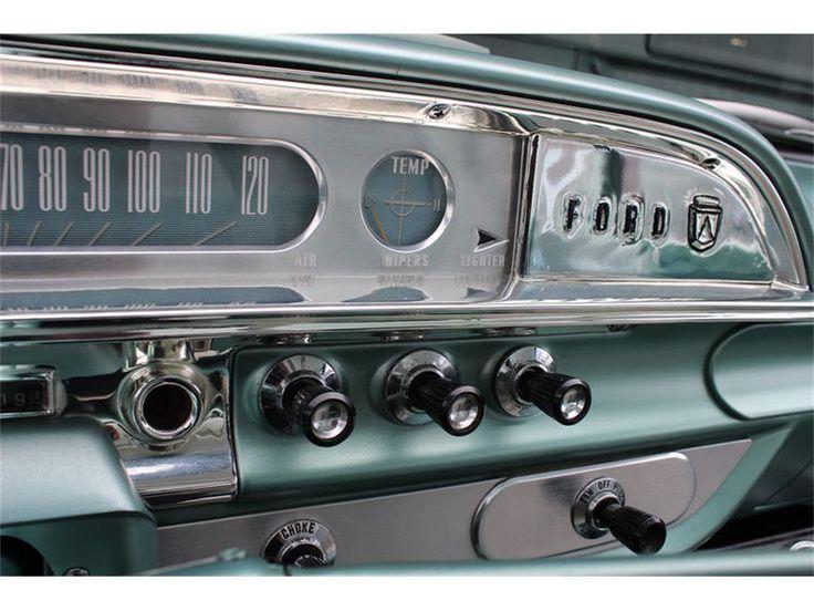 Large Photo of '60 Fairlane NHBZ Ford fairlane