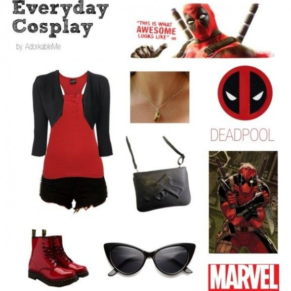 Casual Cosplay: Deadpool