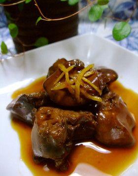 ふっくら❤柔らか❤鶏レバーの甘辛柔らか煮 by ナルパルママ ...
