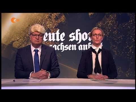 ZDF heute-show: Die heute-show SA - YouTube