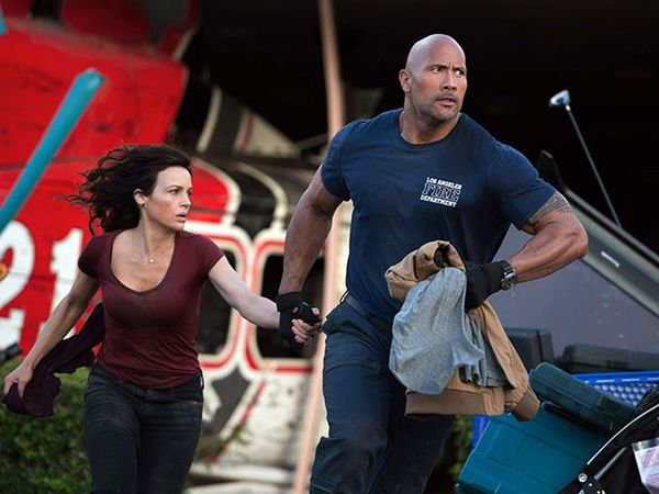 """Watch the Teaser Trailer of Disaster Film """"San Andreas"""" 