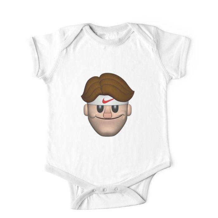 SPORT ROGER FEDERER EMOJI Kids Clothes