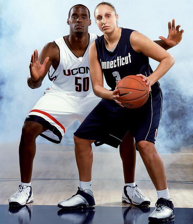 UConn Men and Women win 2004 National Championships