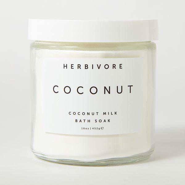 Handmade All Natural Vegan Coconut Bath Soak