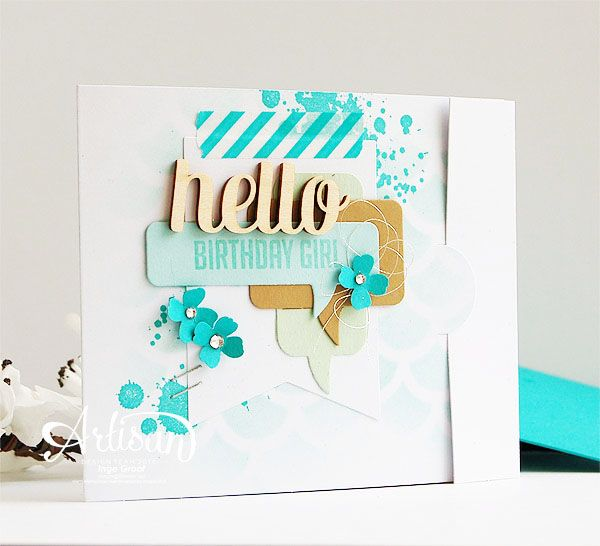 Stampin 'Cards and Memories: Easy Monday # 39, Hooray It's Your Day Project Kit