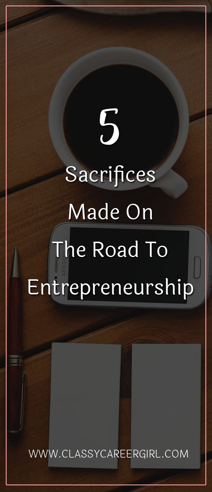 5 Sacrifices Made On The Road To