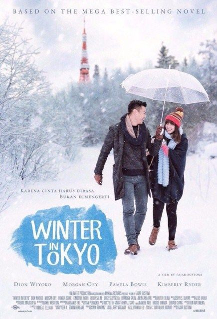 Film Winter in Tokyo di Bioskop 2016