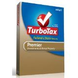 TurboTax Premier Federal + E-File + State 2012