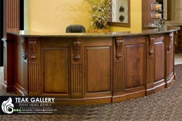 Meja Kantor Jati Minimalis Klasik, Colonial Office Desk, Meja Direktur, Meja Front Desk, Meja Kantor, Meja Kerja, Meja Meeting, Meja Penyambut Tamu, Meja Rapat, Desain Meja Kerja, Harga Meja Kerja, Meja Resepsionis, Mebel Klasik, Furniture Minimalis Modern, Meja Kerja, Pusat Mebel Jepara. Untuk Info Selengkapnya Mengenai Spesifikasi, Kontruksi & Harga Bisa Langsung Menghubungi Kontak +6282136334685 (Call/WA)