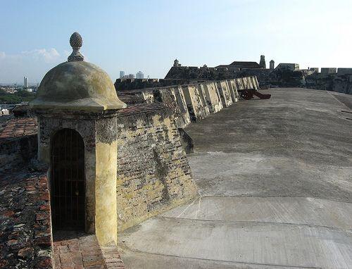 Cartagena: Castillo de San Felipe de Barajas (by zug55)
