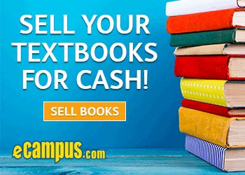 Turn Your Books Into Cash! Sell Your Textbooks at eCampus.com.