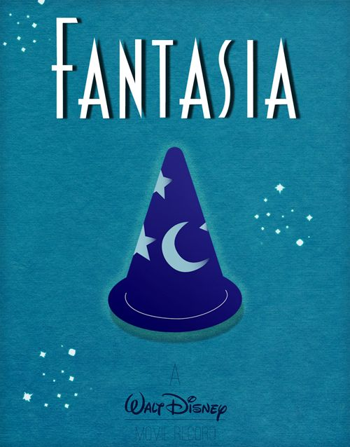 "Day 16 ~ Favorite Classic ~ Fantasia {It's so whimsical and I love how they incorporated the music. I count about the first 10 movies as ""classics""}"