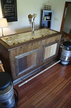 The Ultimate Home Brewing Bar - HomeBrewing.com