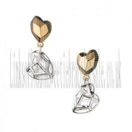 http://www.linksoflondonsweetieringssale.co.uk/preferred-links-of-london-flutter-heart-silver-gold-earrings-onlinestore.html  Princely Links of London Flutter Heart Silver & Gold Earrings Sale