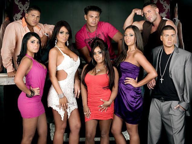 Jersey Shore Season 2 Miami DVD rear photo