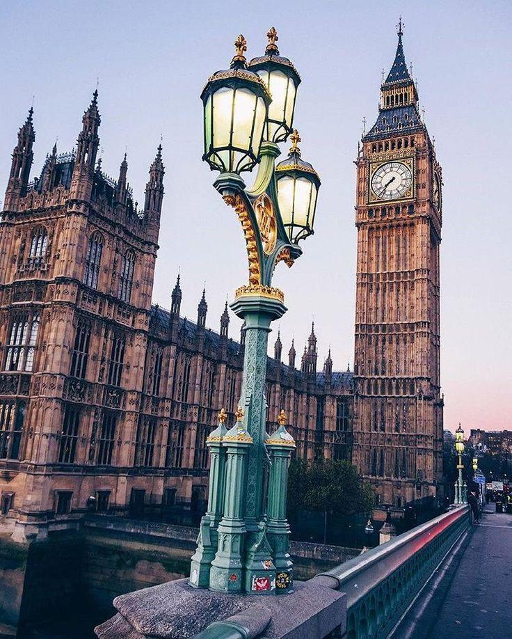 Big Ben, London | Instagram photo by @london.c1ty
