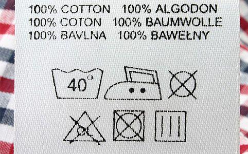 Jelzések a ruhákon - Tudd meg, hogy mi mit jelent!