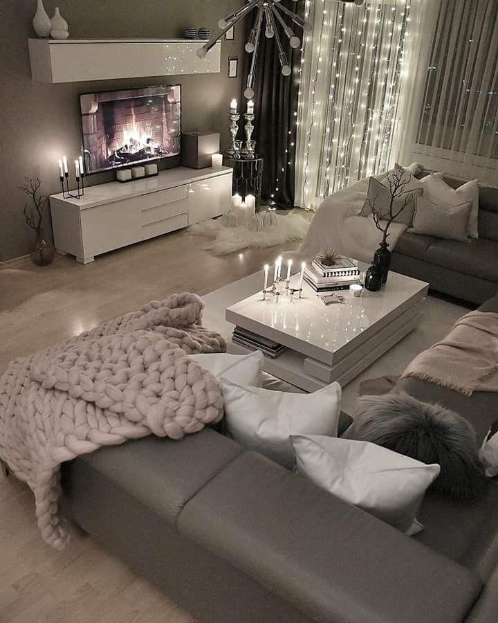 Cozy Homedecoration: Living Room Decor Cozy