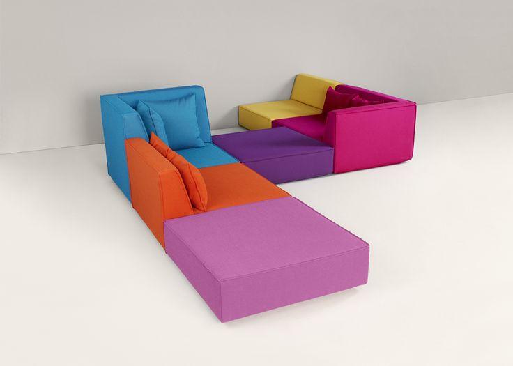 Sofa landscape – arranged for communication.