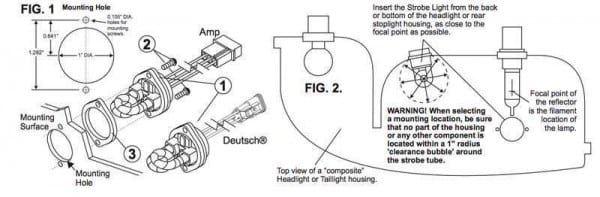 Whelen Strobe Light Wiring Diagram